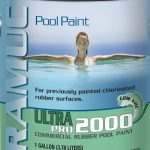 Ramuc Pool Paint Debuts Ultra Pro Spa News Maintenance Plaster Pools