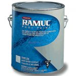 Ramuc Pool Paints Type Acrylic Paint Black