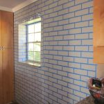 Realistic Faux Brick Wall Paint Master