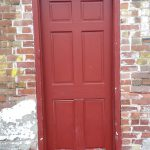 Red Door Want Painted Black Yashica Pentamatic