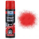 Red Gloss Spray Paint Aerosol Can Auto Extreme Metal Wood