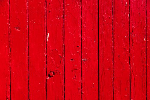 Red Wooden Door Texture Pattern Textures
