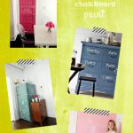 Redecorating Tips Chalkboard Paint Recipe Shop Your Own