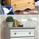 Refinish Table Top Diy Painted Furniture Ideas Restain Bedroom Makeover Rocking
