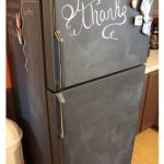 Refrigerator Makeover But First Comes
