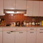 Refurbish Metal Kitchen Cabinets Redo Pinterest