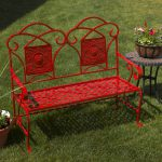 Refurbished Metal Garden Bench Project Outdoor Spray Paint Projects