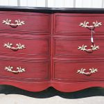 Rembrandt Red Dresser General Finishes Design