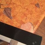 Remodel Laminate Countertop Look Like Stone