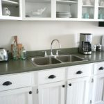 Remodelaholic Spray Paint Faux Granite
