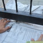 Remove Paint Iron Railings
