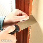 Removing Old Paint Woodwork