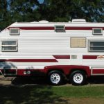 Repaint Outside Camper Irv
