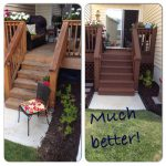 Restore Deck Paint Stain Review Can Lowes Gives Worn Wood Composite Type