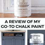 Review New Chalk Paint Angela Marie