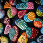 Rock Painting Ideas Home Decor Art Craft