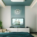 Room Paint Combinations Two Colors Home