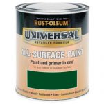 Rust Oleum All Surface Brush Paint Primer Racing Green