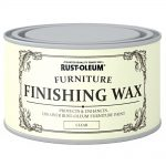 Rust Oleum Clear Finishing Wood Furniture Wax Polish Protective Finish