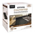 Rust Oleum Countertop Transformation Kit Diy Benchtop Coating System Paint
