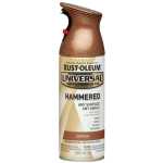 Rust Oleum Hammered Copper Universal Spray Paint Bunnings