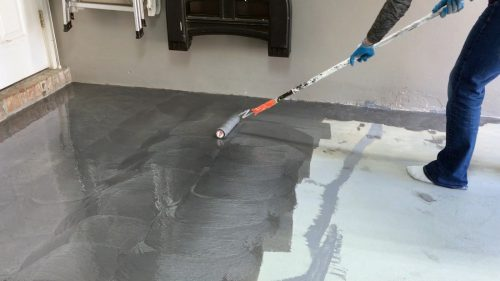 Rust Oleum Rocksolid Floor Coating Mother Daughter