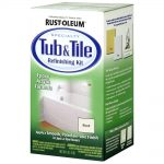 Rust Oleum Specialty Biscuit Tub Tile Refinishing Kit Home