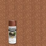Rust Oleum Stops Copper Protective Enamel Hammered Spray Paint Home