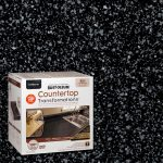 Rust Oleum Transformations Charcoal Large Countertop Kit Home