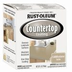 Rust Oleum Transformations Countertop Coating Quart Cobblestone