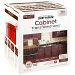 Rust Oleum Transformations Dark Color Cabinet Kit Piece Home