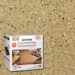 Rust Oleum Transformations Desert Sand Large Countertop Kit Home