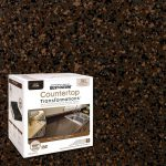 Rust Oleum Transformations Java Stone Large Countertop Kit Home