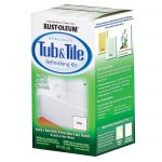 Rust Oleum White Specialty Tub Tile Refinishing Kit
