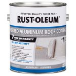 Rust Oleum Year Fibered Aluminum Roof Coating