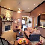 Rustic Living Room Paint Colors Home Design