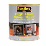 Rustins High Heat Paint Wood Burning Stoves Fireplaces Chimneys Bbqs