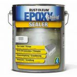Rustoleum Epoxyshield Sealer Primer Concrete Promain Resource