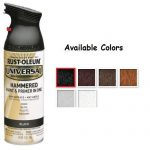 Rustoleum Spray Paint Colors Hammered Home