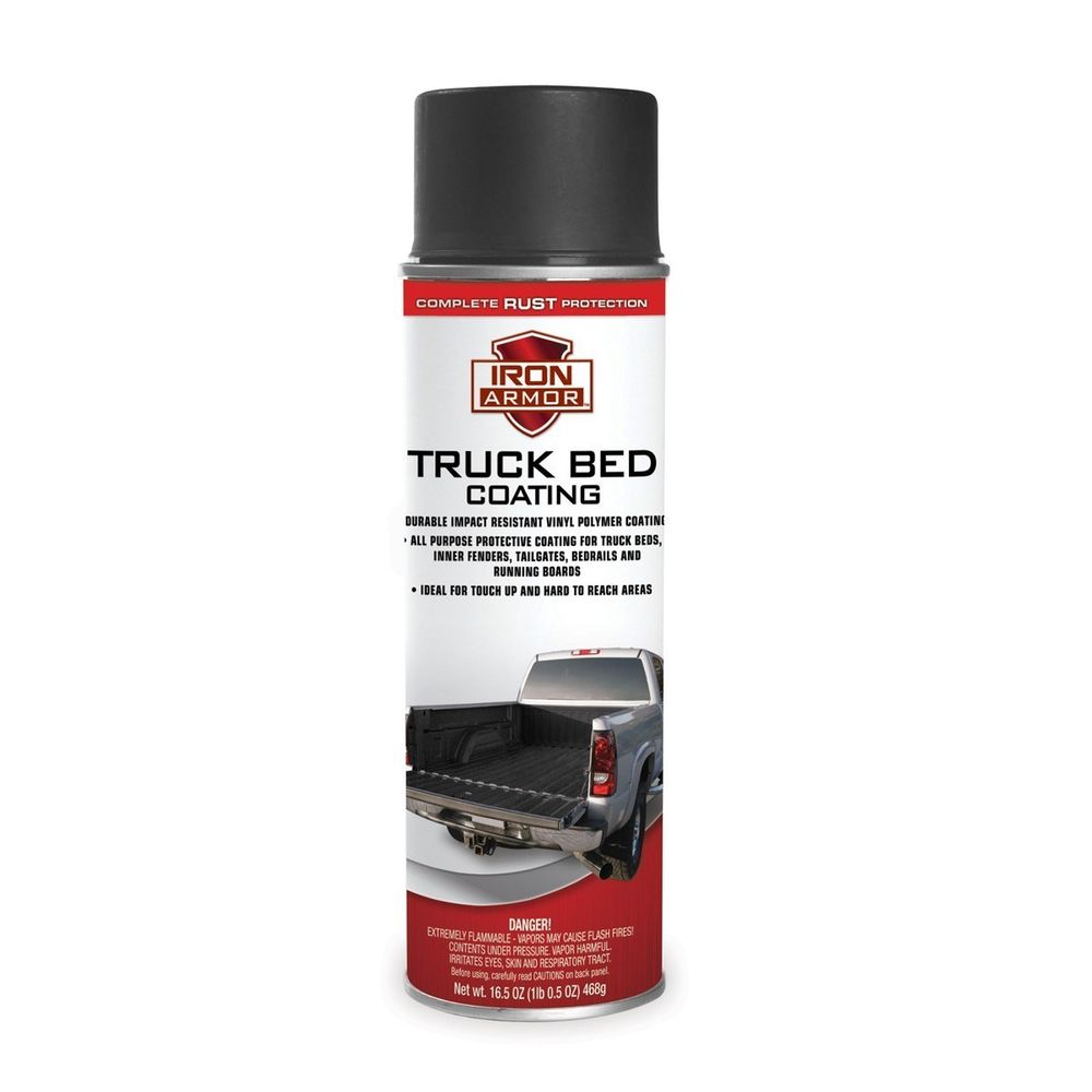 Sale Iron Armor Spray Pickup Truck Bed Liner Trailer Coating