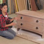 Sanding Painting Furniture Layla