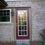 Sandy Sterling Property Services Paint Color Issues Vinyl Doors