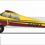 Scheme Designers Custom Designed Aircraft Paint Schemes All