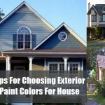 Select Exterior Colors Your House Tips Choosing