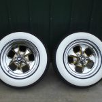 Sell White Wall Tire Paint Cracking Whitewall Flexi Classic Vintage