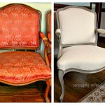 Serendipity Refined Blog French Style Side Chair Makeover Chalk Paint Vintage
