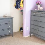 Sew Over Pretty Grey Dresser