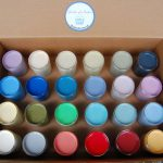 Shades Amber French Desk Chalk Paint