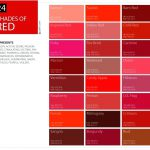 Shades Red Paint Best Wall Colors Color Palettes