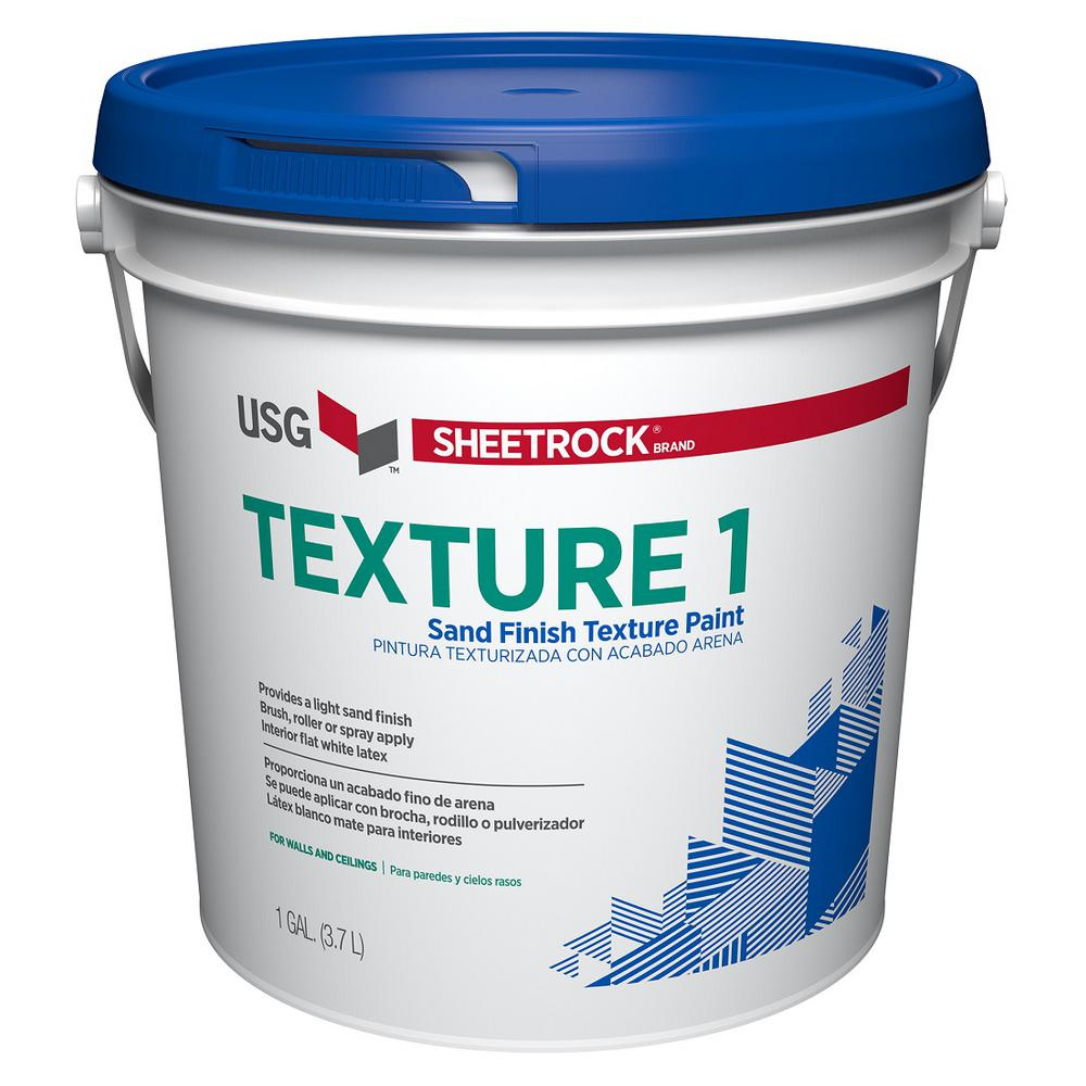 Sheetrock Brand Wall Ceiling Texture Paint Home
